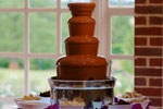 Cheap chocolate fountain for hire